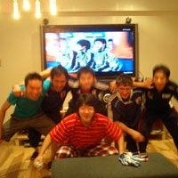 ソーシャルアパートメント住民のブログ-シェアハウスのワールドカップ