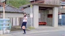 小豆島日記-小瀬バス停