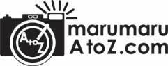 $アルファベットに見えるものを発見! ◯◯ (marumaru) AtoZ Project