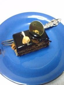 三十路姉さんプラスパワー日記-チョコケーキ