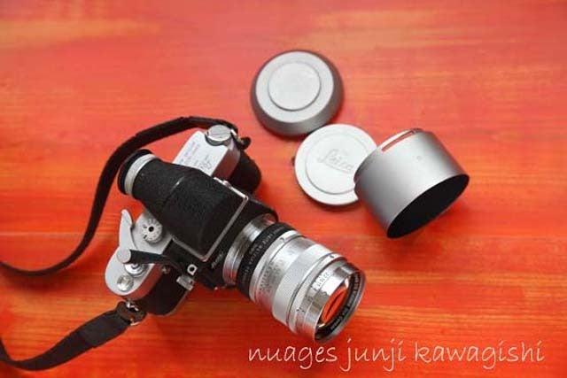 Galerie de photos nuagesヘクトール 125mm F2.5コメント