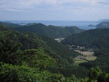 $歩き人ふみの徒歩世界旅行 日本・台湾編-熊野灘