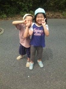 格闘親子と、のほほん母-100624_0938~01.jpg