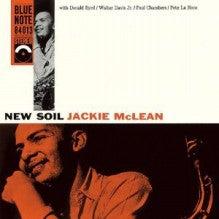 $yosiのブログ-New Soil / Jackie McLean