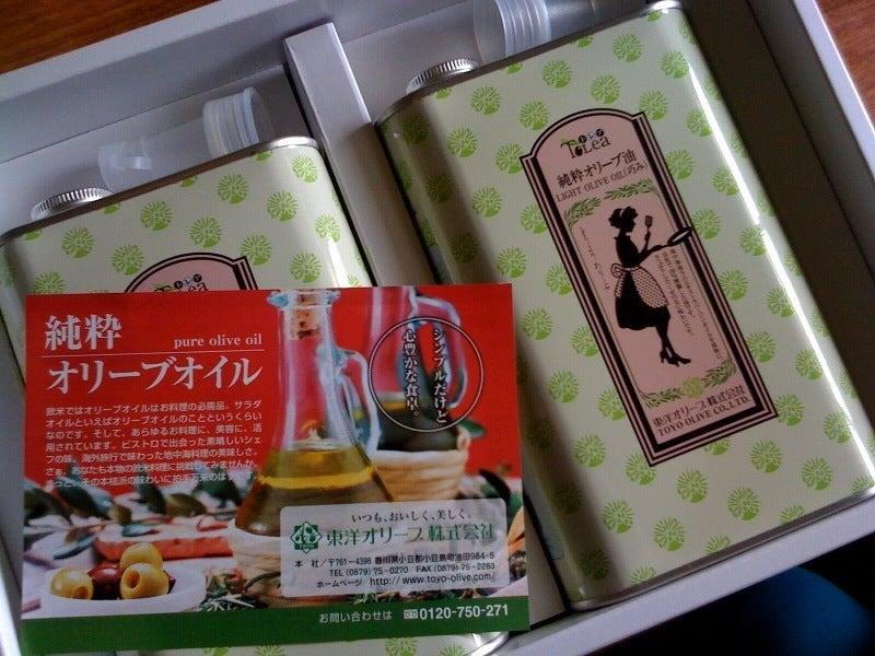 おまけ道@琵琶湖畔で実家生活♪ポテチンっ♪-20100625