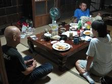 歩き人ふみの徒歩世界旅行 日本・台湾編-端無さん、健さん、あゆみ
