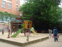 やっさんのGPS絵画プロジェクト -Yassan's GPS Drawing Project--公園