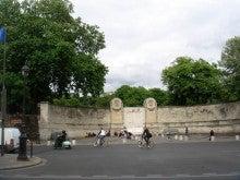やっさんのGPS絵画プロジェクト -Yassan's GPS Drawing Project--ペール ラシェーズ墓地