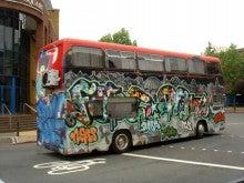 やっさんのGPS絵画プロジェクト -Yassan's GPS Drawing Project--22バス