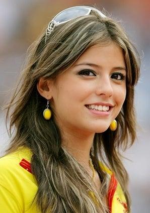 COMICORP: Top Ten: Larissa Riquelme!