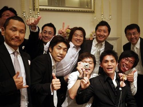 燃える高橋!!活活日記-0626安藤社長結婚式4