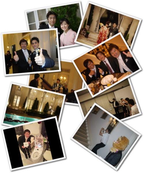 燃える高橋!!活活日記-0626安藤社長結婚式1