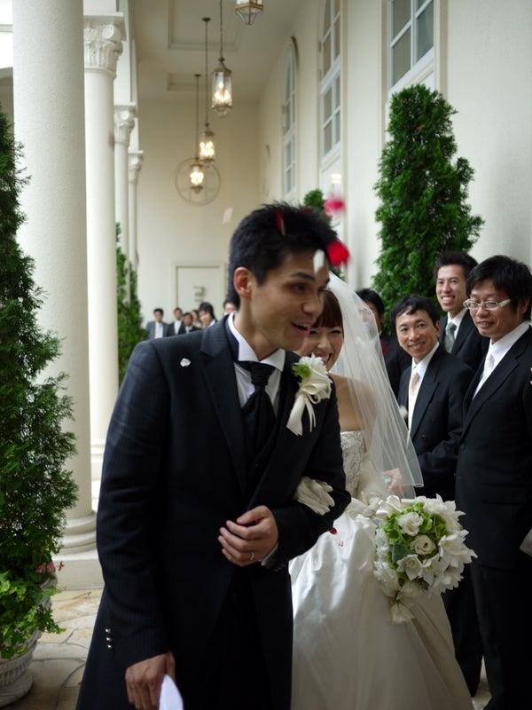 燃える高橋!!活活日記-0626安藤社長結婚式3