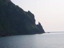 朝日温泉日記-弁慶の刀賭け岩
