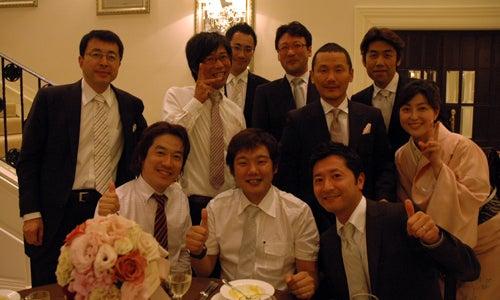 燃える高橋!!活活日記-0626安藤社長結婚式7