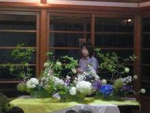 花嫁のためのウェディングブーケ-清澄庭園でのアレンジ1