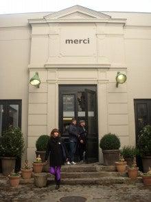 パリジェンヌまでのDistance-メルシー入り口