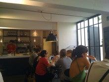パリジェンヌまでのDistance-カフェ