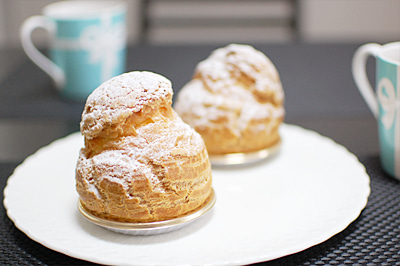 beau temps-ウェスティン デリ:スペシャルシュークリーム