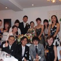 結婚パーティー@日比…