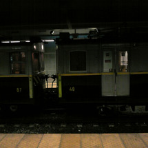 古い地下鉄