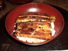 食べて飲んで観て読んだコト-鰻丼