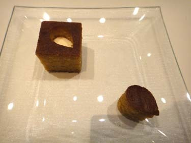 横浜発 驢馬人の美食な日々-Quintessene18