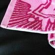 ジャガード織りタオル…