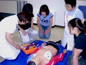 庄内余目病院のブログ-AED