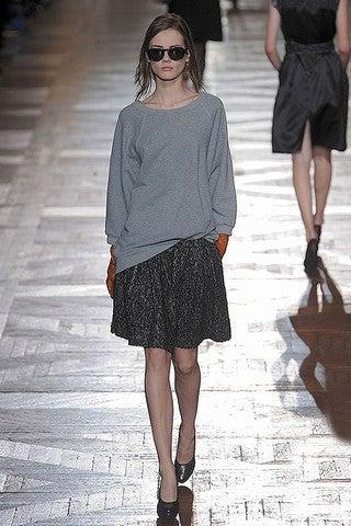 $Kika のマンハッタンライフ-Dries Low waist Skirt