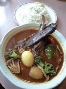 スープカレーとコンサドーレの週末 | 札幌011-ショルバー