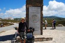 自転車世界横断!!TERU-TERU project-Cabo da Roca01