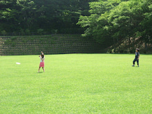 ☆うりみっつ☆ママと我が家の姫様&チビ姫☆-遊び