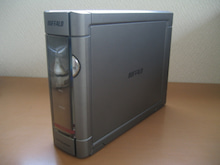 AnswerpointBLOG「日々の仕事レポ」-Bufflo社製 LinkStation HS-DH500GL データ復旧