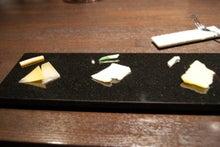 食べて飲んで観て読んだコト-チーズ
