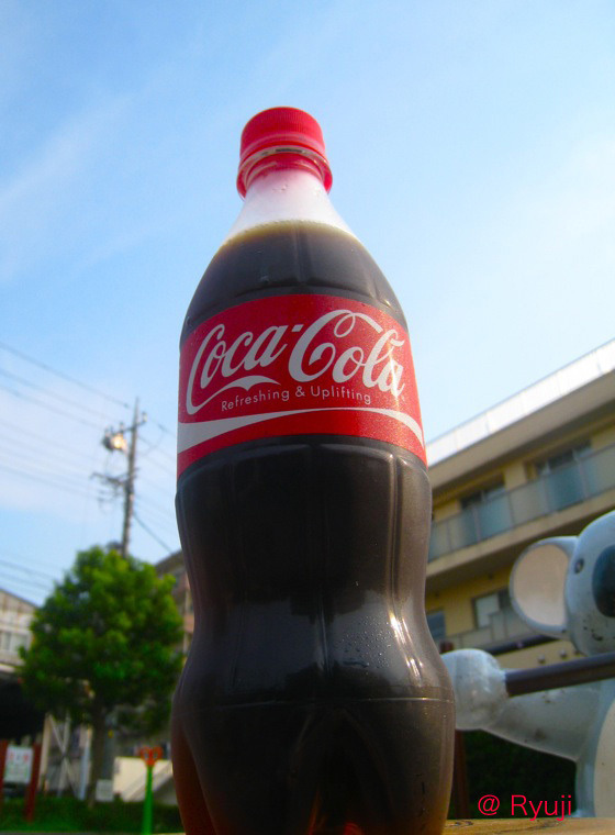 $∞最前線 通信-coca cola