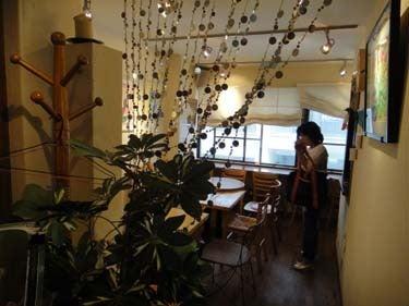 横浜発 驢馬人の美食な日々-CIMOLO CAFE02