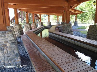 Nagano Life**-足湯