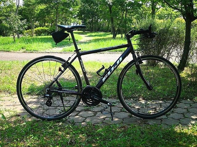 自転車の 自転車 入門 選び方 : ロードバイク 選び方 ☆クロス