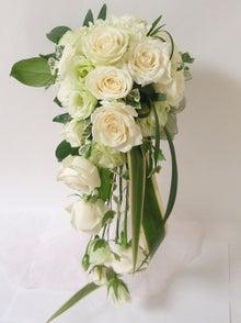花嫁のためのウェディングブーケ-白いウェディングブーケ2