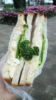riricoの徒然日記-サンドイッチ