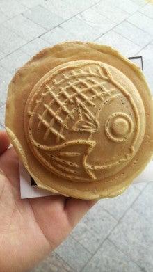riricoの徒然日記-上野 鯛焼き