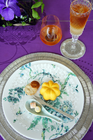 HappyDays-Oriental Summer Tea Party