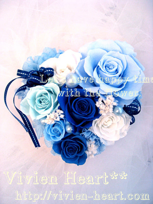 Vivien Heart** ~ヴィヴィアンハート~-サムシングブルー