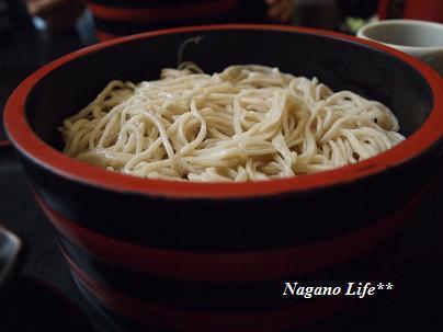 Nagano Life**-もりそば