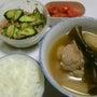 スペアリブのスープ