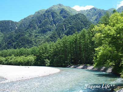Nagano Life**-上高地・水