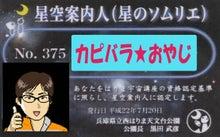 ひよっこ星空案内人(星のソムリエ) カピバラ☆おやじの星空ブログ