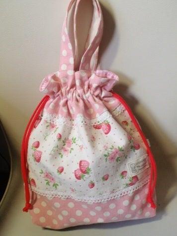 集まれ!手芸部~ちょこっと手作りで暮らしをもっとワクワクに~-お着替え袋の作り方