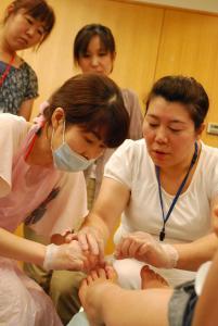 庄内余目病院のブログ-爪やすり
